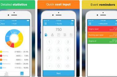 aCar - Car Management App