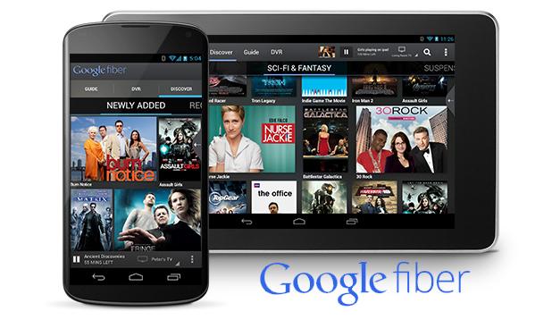 Google Fiber TV App