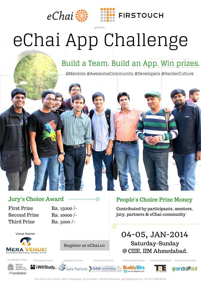 eChai App Challenge