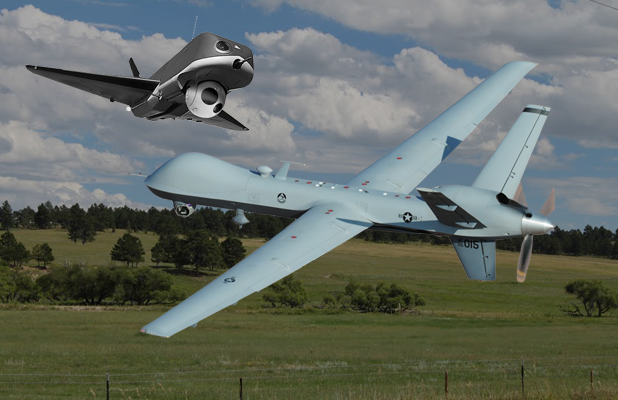 Drone Killing App