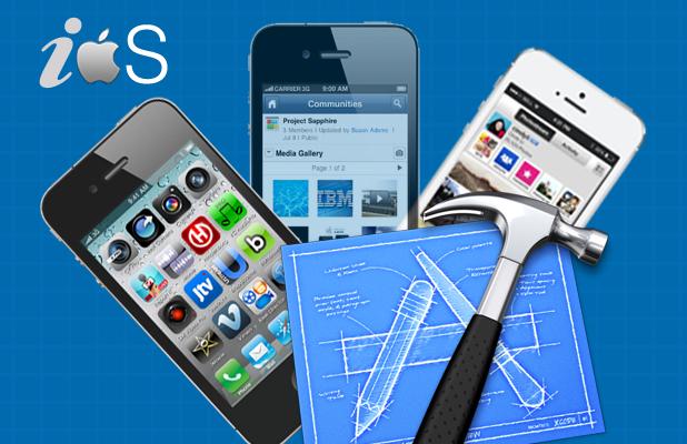 iOS App Designing