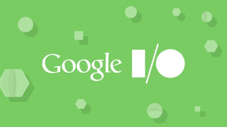 Points of Google I/O 2014 Keynote