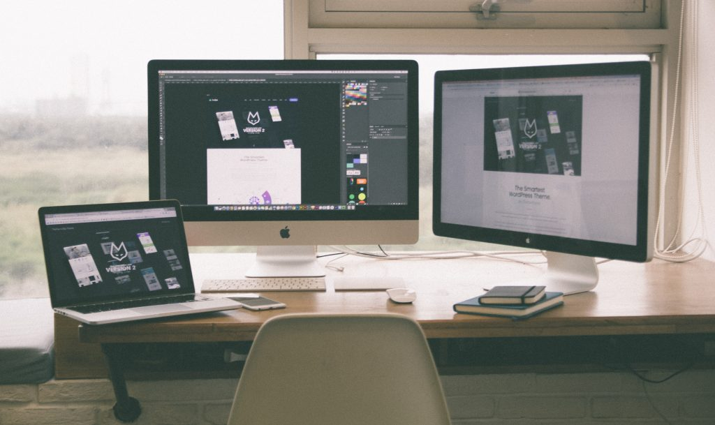 A Responsive Website Design