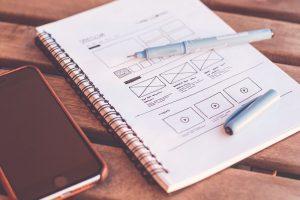 user experience of app website