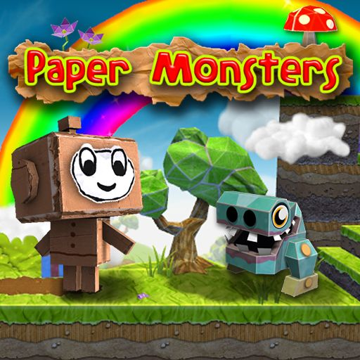 Android Paper Monsters