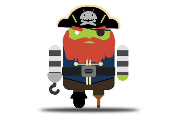 Android App Piracy