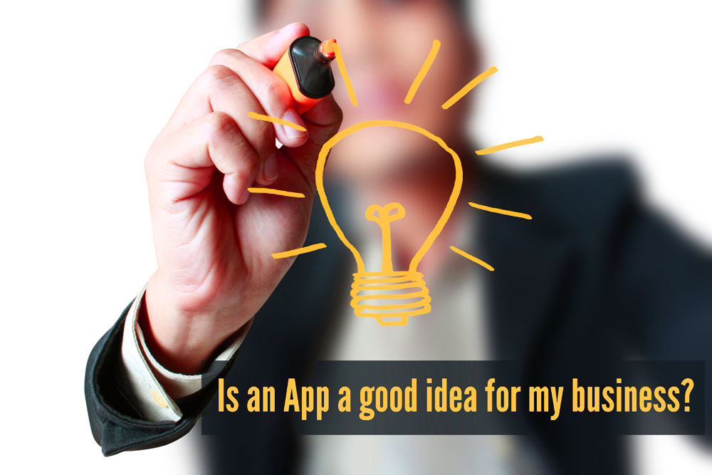 Does Business Need Mobile App?