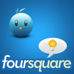 Foursquare Learn From Twitter