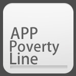The App Poverty Line
