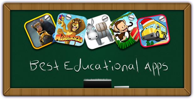 Kid's Educational Apps