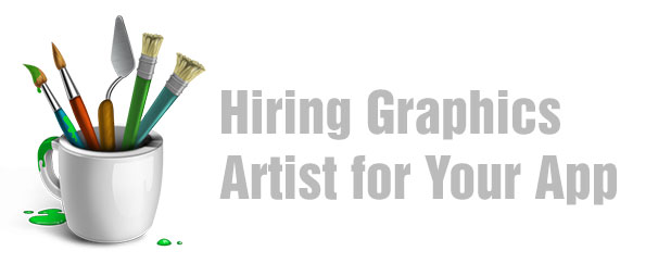 Hiring Graphics Artist