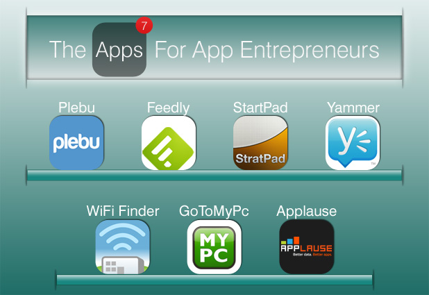 Apps For App Entrepreneurs
