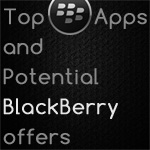 Top Blackberry Apps