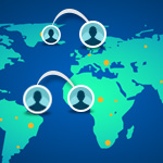 Turn Online Relationships Into Business Contacts