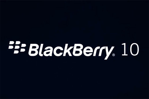 Blackberry OS 10
