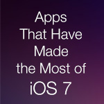 App Made Most of iOS 7