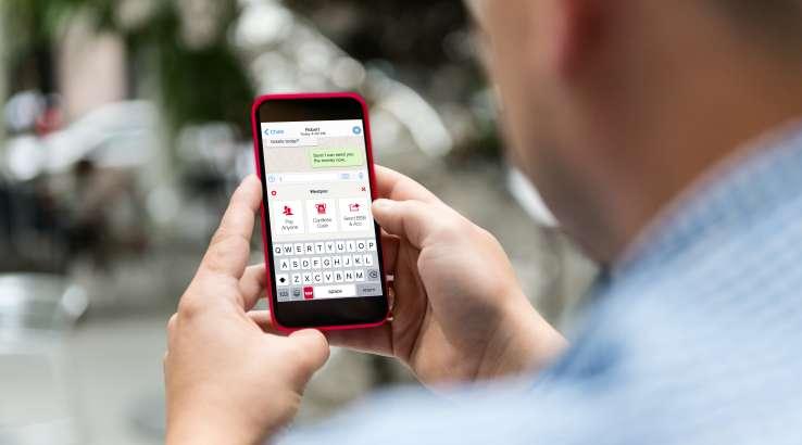 apple bans message payment app