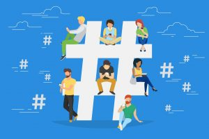 Effectiveness Of Hashtags In Social Media