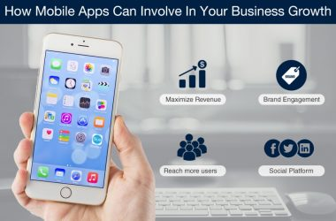 Mobile App Involves In Business Growth